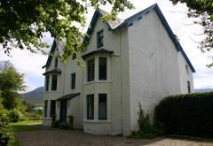 Corriechoille Lodge, near Spean Bridge