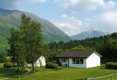 Glen Nevis Cottages, near Fort William