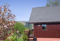 Gairlochy Holiday Park Chalets, Gairlochy, near Spean Bridge