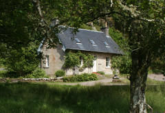 Ardtornish Estate Cottages, near Lochaline, Morvern