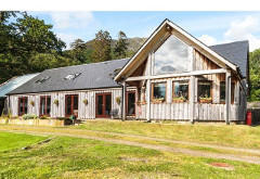Knoydart Lodge, Inverie, Knoydart