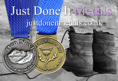 AREA SPONSOR: Just Done It Medals