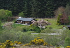 Tom Fraoich Chalet, Strontian