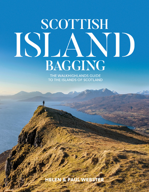 Scottish Island Bagging book