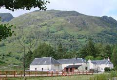 Shiel Lodge, Glen Shiel