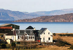 Taigh na Colum Cilli Bed & Breakfast, Drumbuie, near Plockton