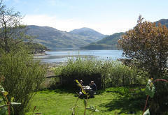 Loch Alsh Shoreside B&B, Avernish, near Dornie