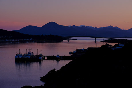 Kyle of Lochalsh and Plockton