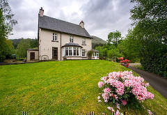 Portnellan House, Glendochart, near Crianlarich