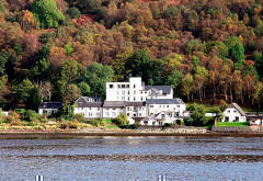 Loch Long Hotel, Arrochar