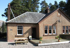 Hillview Holiday Cottage, Stronachlachar, Loch Katrine