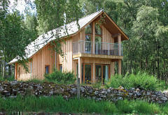 Silver Birch Lodge, Croy, near Inverness