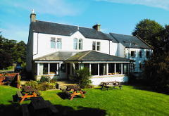 Morags Lodge, Fort Augustus