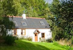 Fern Cottage, near Struy, Strathglass