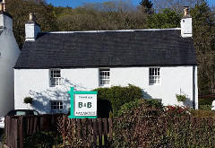 Greenlea Bed & Breakfast, Drumnadrochit