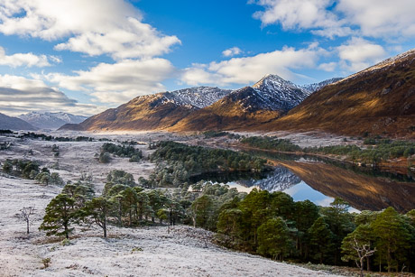 Glen Affric, Strathfarrar and Beauly