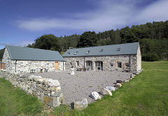 Weiroch Lodge, Marypark, near Ballindalloch