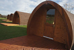 Braehead Glamping and Camping, Inchberry, near Fochabers