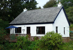 Rock Cottage, Dervaig