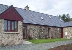Saorphin Cottages, Bunessan