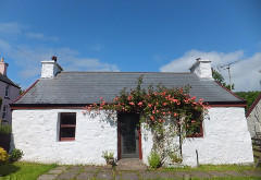 Temple Cottage, Dervaig