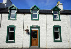 Spey Cottage, Tobermory