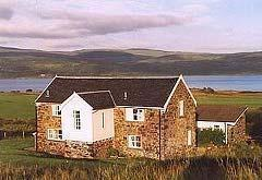 Ardnacross Holiday Cottages, near Salen