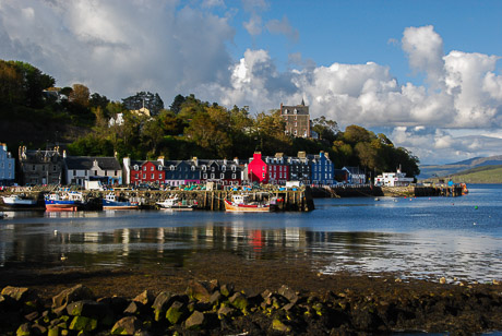 Tobermory and North Mull