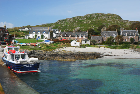 Iona and the Ross of Mull