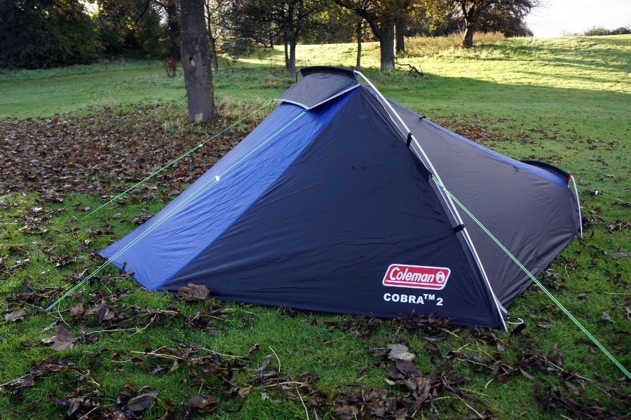 Compared to many tents ... & Gear Review: Backpacking Tents for Two | Walkhighlands