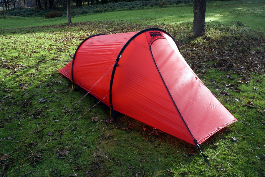 Iu0027m a huge tunnel tent ... & Gear Review: Backpacking Tents for Two | Walkhighlands