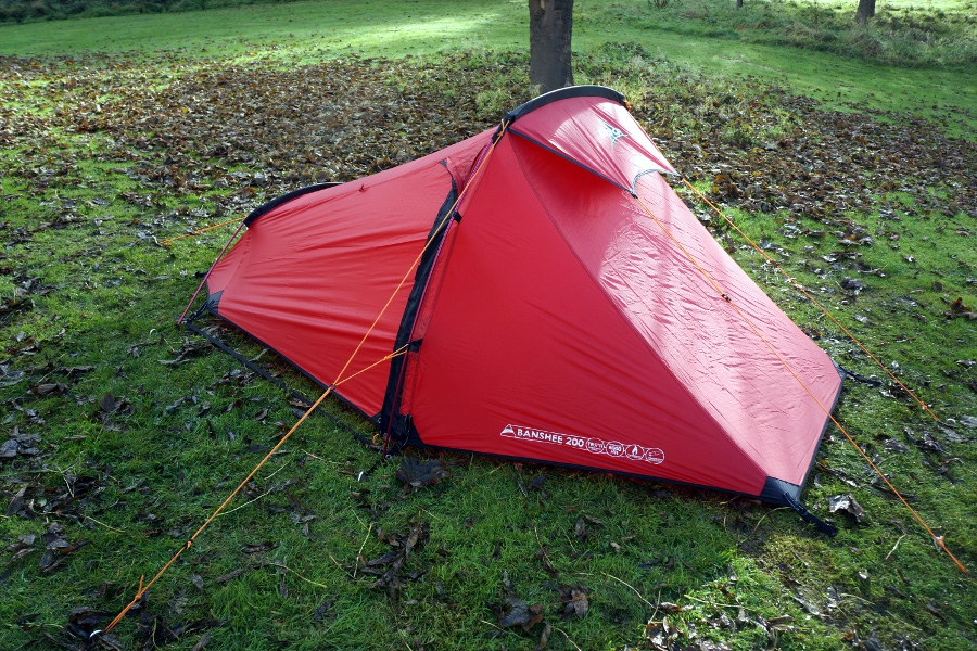This is an extremely popular tent ... & Gear Review: Backpacking Tents for Two | Walkhighlands