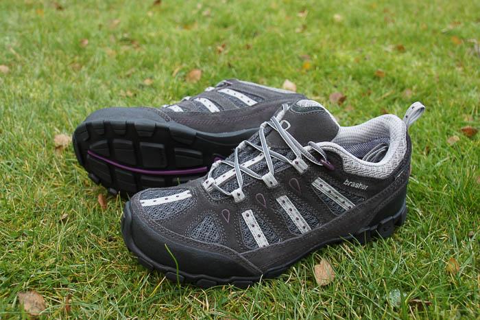 Brasher Shoes Wide
