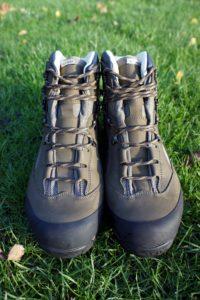 Alt-Berg Yan Tan boots | Walkhighlands