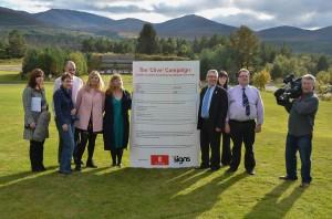 'CLIVE' campaign launch