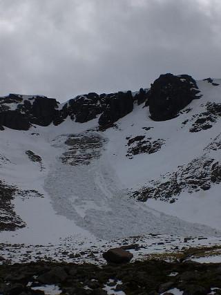 Avalanche (Photo: MCofS)
