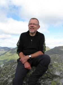 David Gibson, MCofS Chief Officer