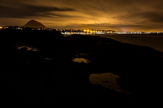 North Berwick – ISO50, f8, 224secs