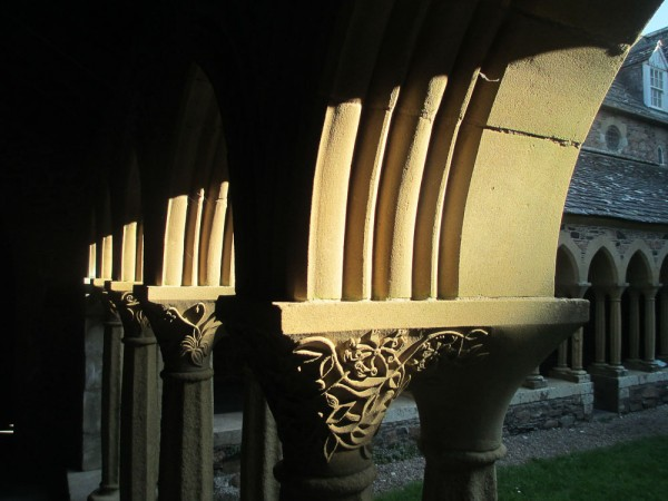abbey cloisters 2