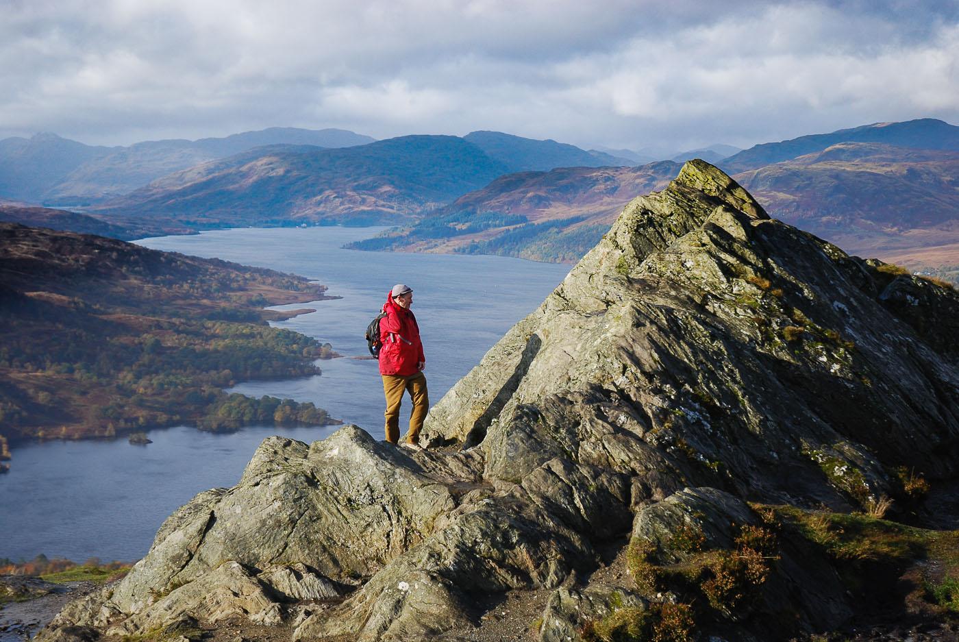 Hiking Day Tour Scotland