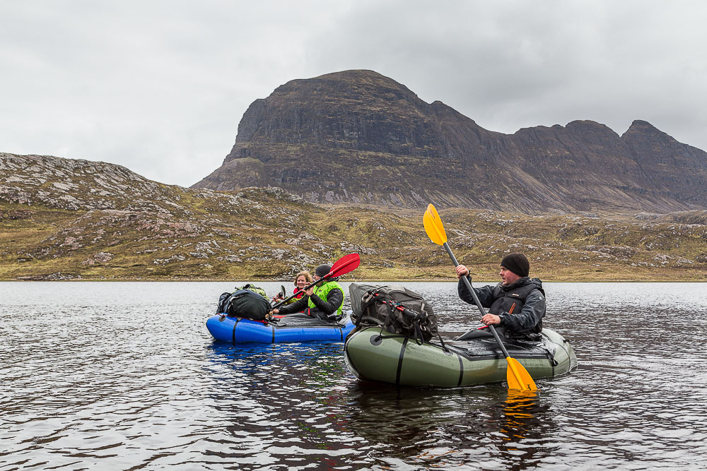 Water Walker A Landlubber S Guide To Packrafting