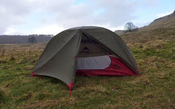MSR Tent 2
