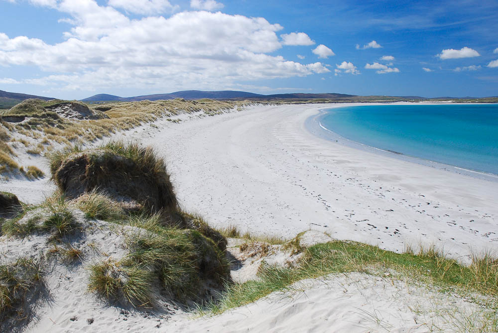 Beaches South Uist