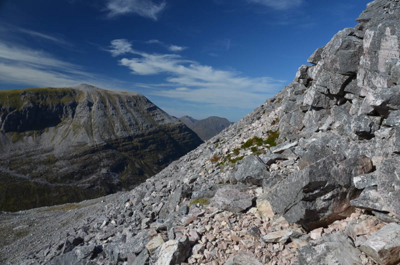 Amongst the mountains of Torridon