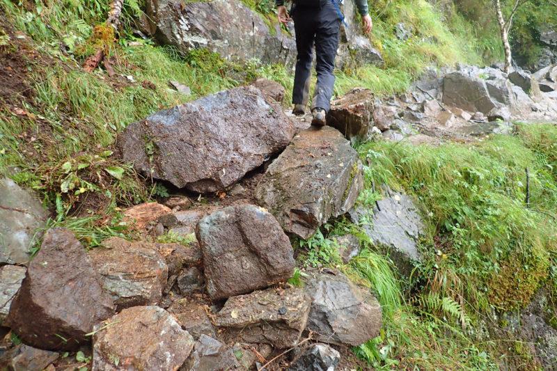 steall-path-rockfall