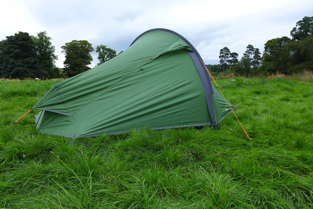 Vaude Power Lizard SUL 1-2P & Gear review: two person tents | Walkhighlands