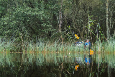 FEATURE: Paddling the Scottish Everglades