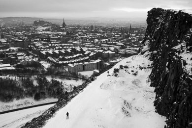 FEATURE: Edinburgh: a half green city