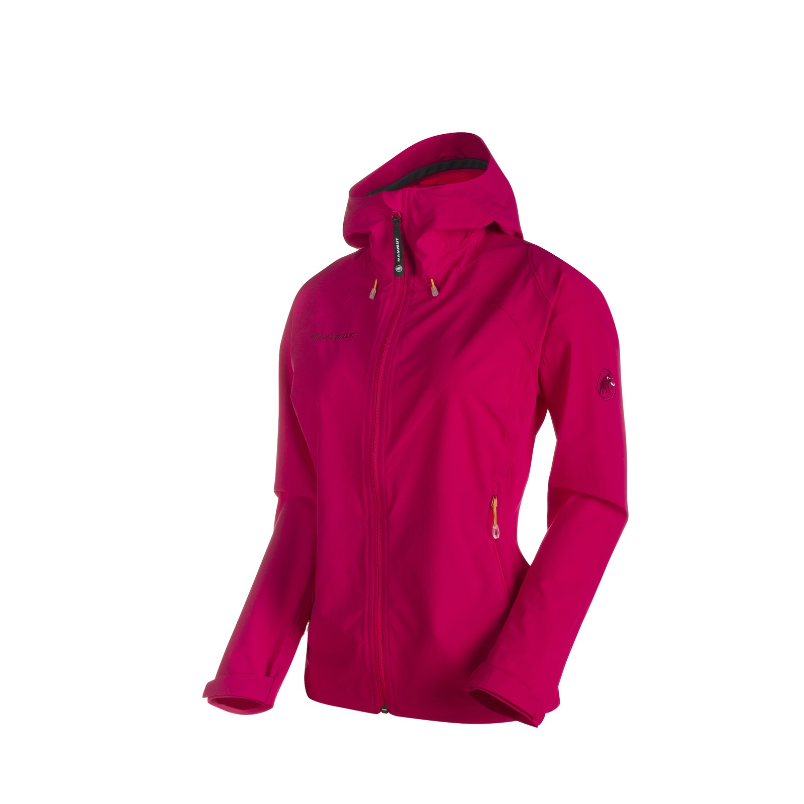 best sale outlet online shop for official Review: Mammut Runbold Trail SO Hooded Jacket Womens ...
