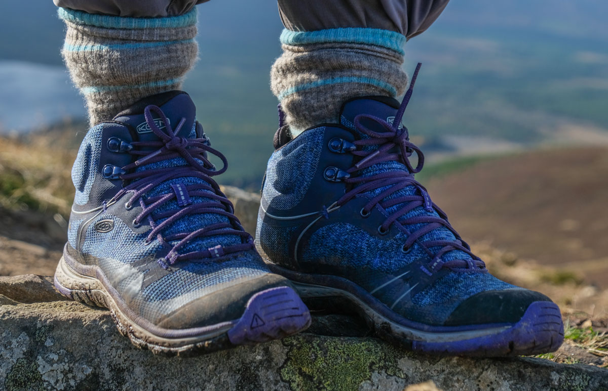 23c41846fc6 Review: Women's Keen Terradora Waterproof boot | Walkhighlands